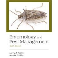 Entomology and Pest Management by Pedigo, Larry P; Rice, Marlin E., 9781478622857