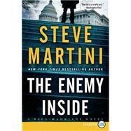 The Enemy Inside by Martini, Steve, 9780062392862