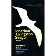 Jonathan Livingston Seagull: A Story by Bach, Richard, 9780380012862