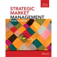Strategic Market Management, by Aaker, David A., 9781118582862