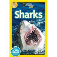 National Geographic Readers: Sharks! by SCHREIBER, ANNE, 9781426302862