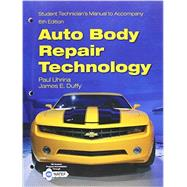 Tech Manual for Duffy's Auto Body Repair Technology by , 9781133702863