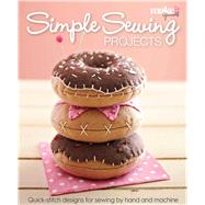 Simple Sewing Projects by Make It Yourself Magazine, 9781681882864