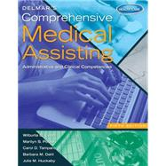 Delmar's Comprehensive Medical Assisting, 5th by Lindh/Pooler/Tamparo/Dahl/Huckaby, 9781133602866