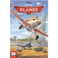Disney Graphic Novels #1: Planes by Sisti, Alessandro; Di Salvo, Roberto; Mated, Cra; Leoni, Lucio, 9781629912868