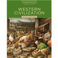 Western Civilization Vol. 1 : To 1715 by Spielvogel,Jackson J., 9780495502869