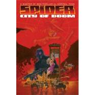 The Spider: City of Doom by Page, Norvell W., 9781439132869