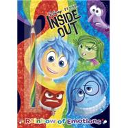 Rainbow of Emotions (Disney/Pixar Inside Out) by RH DISNEYRH DISNEY, 9780736432870