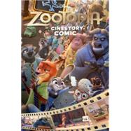 Disney Zootopia Cinestory Comic by Disney Enterprises, Inc., 9781988032870