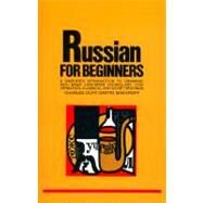 Russian for Beginners by Duff, Charles, 9780064632874