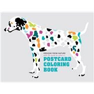 Postcard Coloring Book Designs from Nature with 24 Cards to Color In by Unknown, 9781849942874