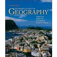Introduction to Geography by Getis, Arthur; Getis, Judith; Bjelland, Mark; Fellmann, Jerome, 9780073522876