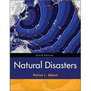 Natural Disasters by Abbott, Patrick Leon, 9780078022876