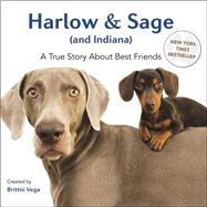 Harlow and Sage (and Indiana): A True Story About Best Friends by Vega, Brittni (CRT), 9780399172878