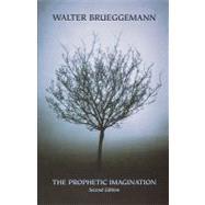 The Prophetic Imagination by Brueggemann, Walter, 9780800632878