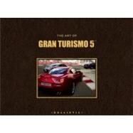 The Art of Gran Turismo 5 by Wade, Daniel P., 9781921002878