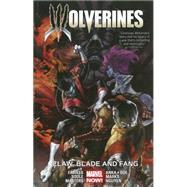 Wolverines Vol. 2 by Soule, Charles; Fawkes, Ray; Masters, Jason; Anka, Kris; Doe, Juan, 9780785192879