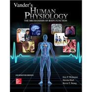 Loose-Leaf Vander's Human Physiology by Widmaier, Eric; Raff, Hershel; Strang, Kevin, 9781259592881