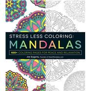 Mandalas Adult Coloring Book by Adams Media, 9781440592881