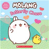 Butterfly Chase (Molang) by Crespin, Lana, 9781338222883