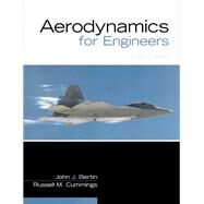 Aerodynamics for Engineers by Bertin, John J.; Cummings, Russell M., 9780132832885