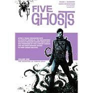 Five Ghosts 1 by Barbiere , Frank J.; Mooneyham, Chris; Affe, Lauren, 9781632152886