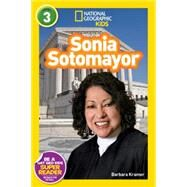 National Geographic Readers: Sonia Sotomayor by Kramer, Barbara, 9781426322891