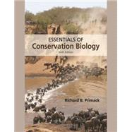 Essentials of Conservation Biology 6e by Primack, 9781605352893