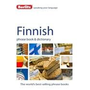 Berlitz Language: Finnish Phrase Book and Dictionary by Berlitz International, Inc., 9781780042893