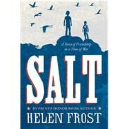 Salt A Story of Friendship in a Time of War by Frost, Helen, 9781250062895
