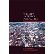 The City in Biblical Perspective by Rogerson,J.W., 9781845532895