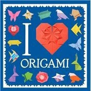 I Heart Origami by Woodroffe, David, 9781454922896