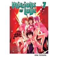 Missions of Love 7 by TOYAMA, EMA, 9781612622897