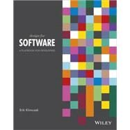 Design for Software : A Playbook for Developers by Klimczak, Erik, 9781119942900