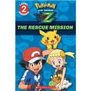 The Rescue Mission (Pokémon Leveled Reader) by Barbo, Maria S., 9781338112900