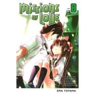 Missions of Love 8 by TOYAMA, EMA, 9781612622903