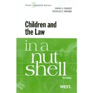 Children and the Law in a Nutshell by Ramsey, Sarah H.; Abrams, Douglas E., 9780314262905