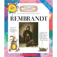Rembrandt by Venezia, Mike, 9780531212905