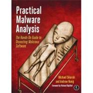Practical Malware Analysis by SIKORSKI, MICHAELHONIG, ANDREW, 9781593272906
