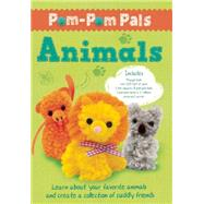 Pom-pom Pals: Animals by Clempson, Laura, 9781626862906
