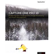 Capture One Pro 10 by Erni, Sascha, 9781681982908