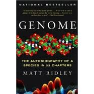 Genome by Ridley, Matt, 9780060932909