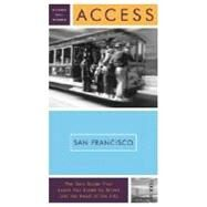 Access San Francisco by Wurman, Richard Saul, 9780062772909