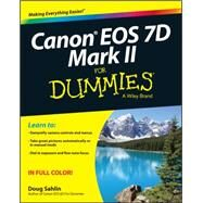 Camera C3 for Dummies by Sahlin, Doug, 9781118722909