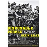 Disposable People by Bales, Kevin, 9780520272910