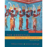 The Essential World History, Volume I by Duiker, William J.; Spielvogel, Jackson J., 9780495902911