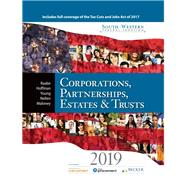 South-Western Federal Taxation 2019 Corporations, Partnerships, Estates and Trusts (with Intuit ProConnect Tax Online 2017& RIA Checkpoint, 1 term (6 months) Printed Access Card) by Raabe, William A.; Hoffman, William H.; Young, James C.; Nellen, Annette; Maloney, David M., 9781337702911