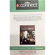 World of Music by Willoughby, David, 9781259892912