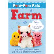 Pom-Pom Pals: Farm by Clempson, Laura, 9781626862913
