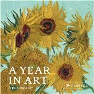 A Year in Art by Prestel, 9783791382913